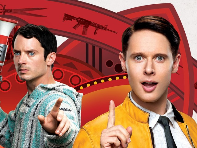 Dirk Gently's Holistic Detective Gif