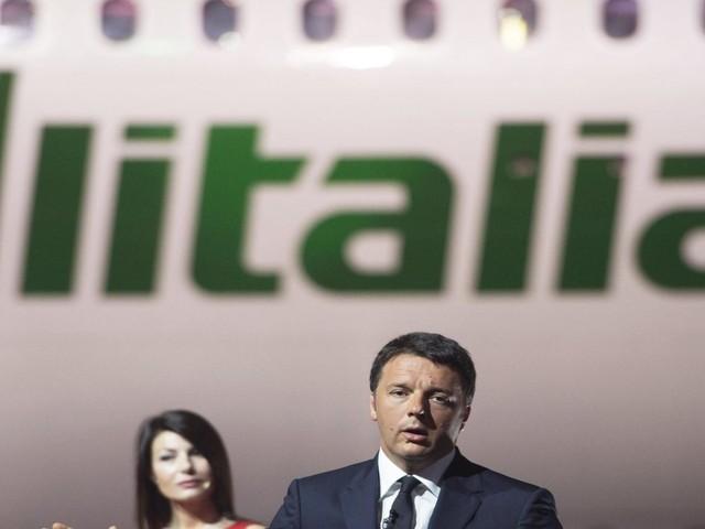 Alitalia sposta gli equilibri tra Renzi e governo