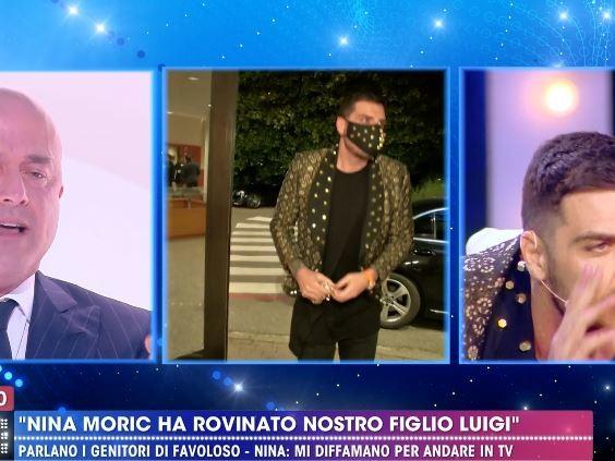 """Nina Moric, l'accusa choc dell'ex """"suocera"""": """"Ha morso la nostra cagnolina"""""""