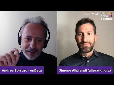 Le licenze dei siti della pubblica amministrazione: l'intervista di oggi con Andrea Borruso