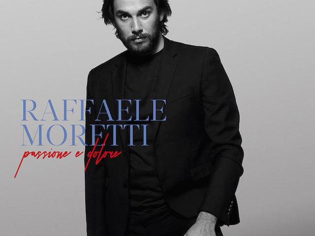 """""""Passione e dolore"""", il nuovo singolo di Raffaele Moretti"""