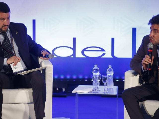 """Salvini vs Di Battista/ Lega-M5s, ministro: """"Chiacchierone tropicale a pagamento"""""""