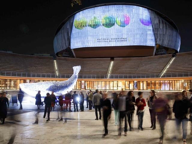 Auditorium Parco della Musica - Si chiude con 51 mila presenze il National Geographic Festival delle Scienze