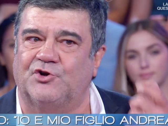 """Francesco Pannofino/ """"Emanuela Rossi? Non vivo più con mia moglie"""" (Vieni da me)"""