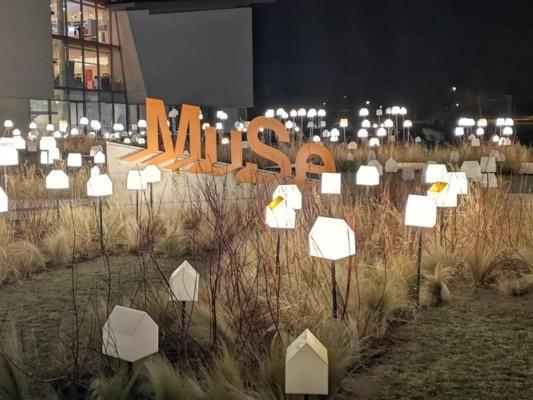 Le casette di Eni gas e luce si riaccendono al Museo delle Scienze