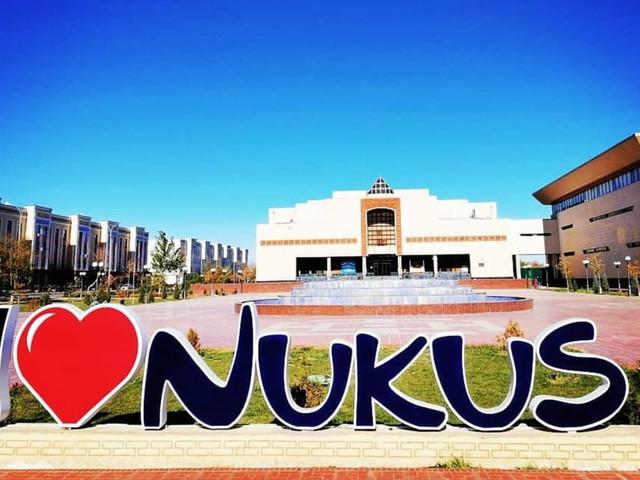 Nukus, la lontana capitale del Karakalpakstan