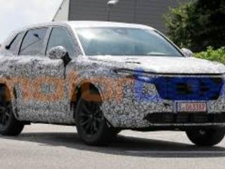 Nuova Honda CR-V: il SUV giapponese prende forma