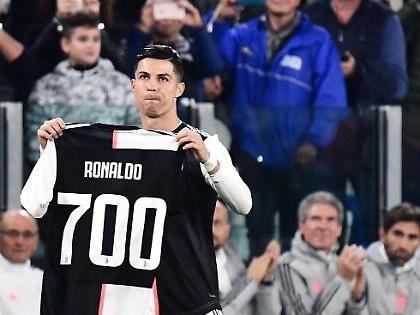 Serie A, Juve al piccolo trotto salvata da Buffon: 2-1 targato Ronaldo-Pjanic