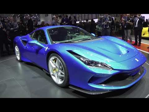 Ferrari e Lamborghini: dinamismo ed esclusività a Ginevra