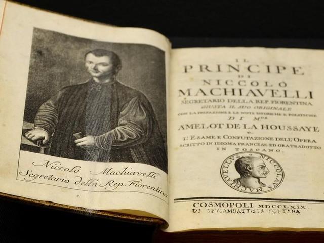 Machiavelli: c'è sempre bisogno di un bravo Principe