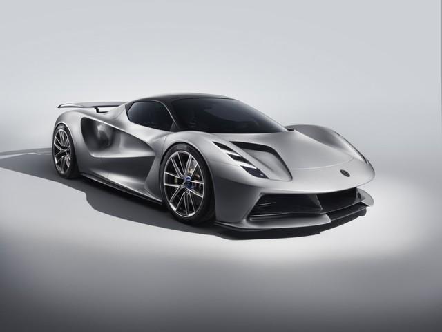 Lotus svela la nuova piattaforma per le future auto sportive elettriche