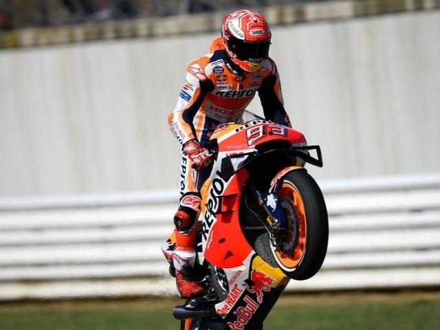 Qualifiche Aragon, Marquez si prende un'altra pole, Quartararo si conferma ancora