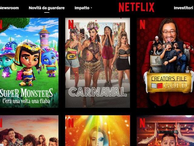 Su Netflix un mix tra giochi e serie per cercare nuove forme di interazione