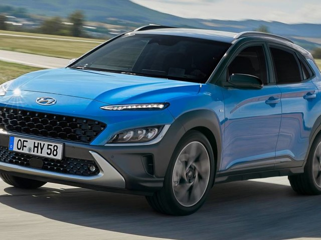 Hyundai Kona Hybrid - Consumi a bada anche col Model Year 2021