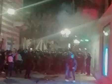 Scontri a Verona, si sono i primi 12 fermati fra estremisti, ultras e baby gang