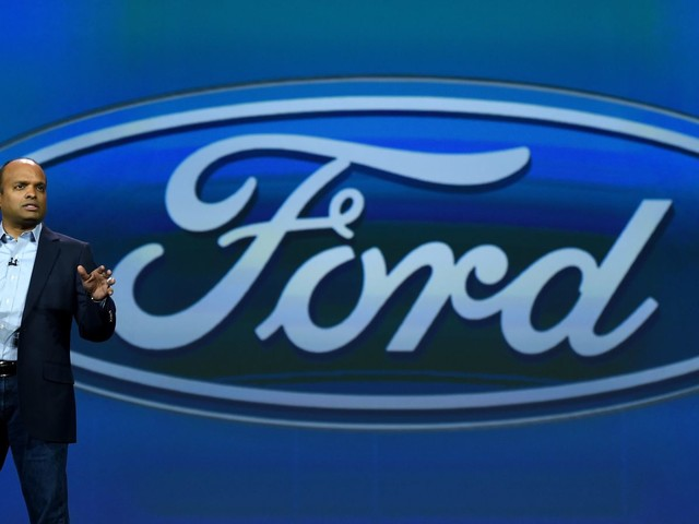Raj Nair, Ford's North America President, Is Out Over Alleged 'Inappropriate Behavior' (UPDATED)