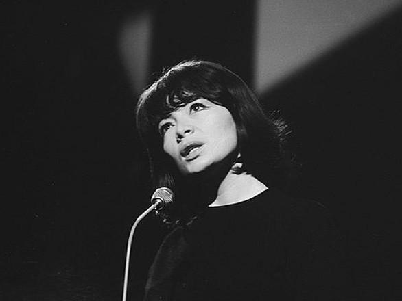 E' morta la cantante Juliette Greco, musa degli esistenzialisti