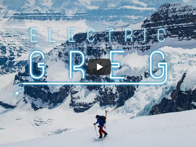 "VIDEO. Greg Hill: ""Electric Greg"""