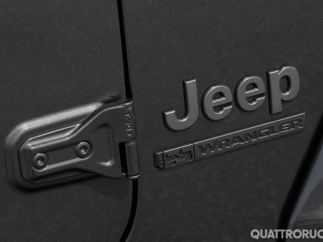 Jeep - In arrivo una serie speciale per gli 80 anni del marchio