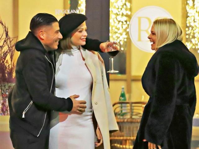 'Gf Vip 3', Silvia Provvedi è al quinto mese di gravidanza: le foto col pancione