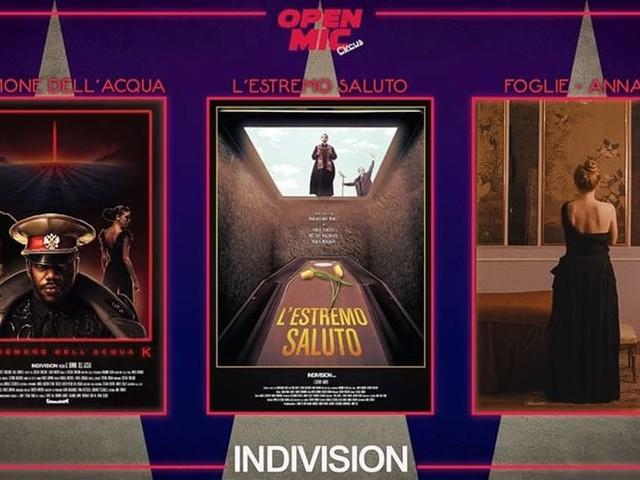 """""""Mercoledì indipendente"""": a Indivision in anteprima due corti e un videoclip inediti"""