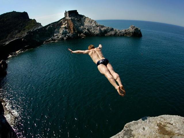 Cliff Diving: le migliori scogliere per tuffarsi