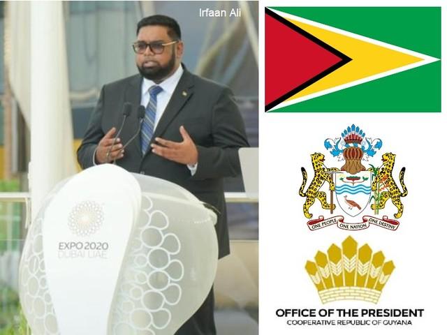 """La Guyana """"comunista"""" offre foreste, coste e petrolio agli Emirati Arabi Uniti"""