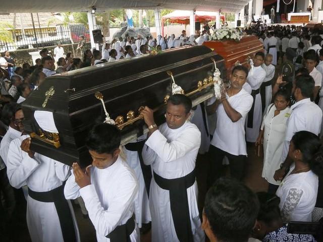 Sri Lanka: Isis rivendica gli attentati