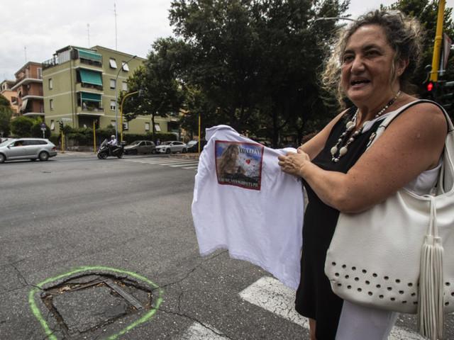 Trovate le ceneri di Elena Aubry che erano state rubate al Verano