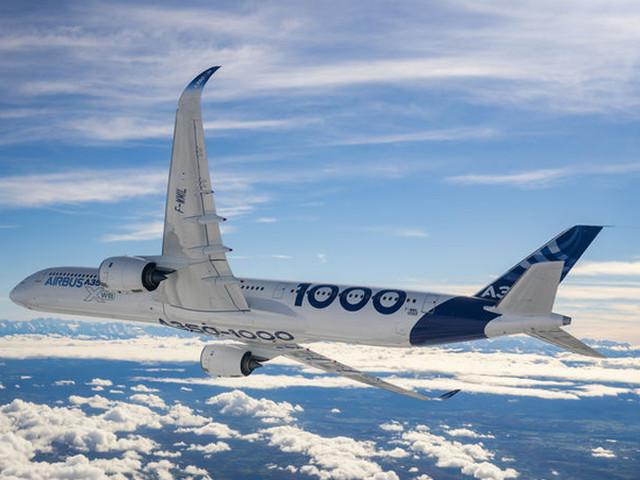 Airbus A350-1000: completata in Spagna la campagna di test sulle emissioni acustiche