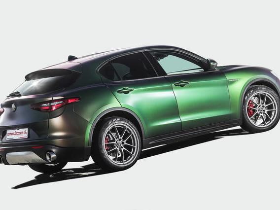 Alfa Romeo Stelvio: il tuning di Romeo Ferraris