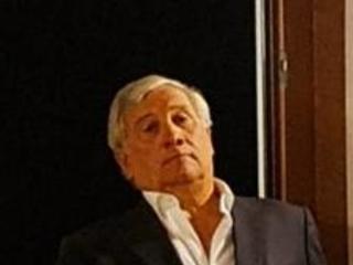 Tajani a cena sul Carso con i forzisti triestini: «Dipiazza può farcela già al primo turno»