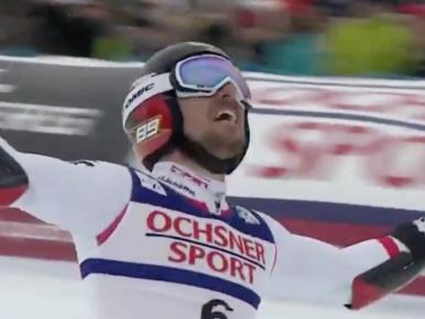 Coppa del Mondo Sci, a Hirscher lo slalom in Val d'Isere. Sesto Gross