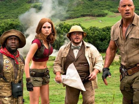 È ufficiale Jumanji: Benvenuti nella giungla avrà un sequel