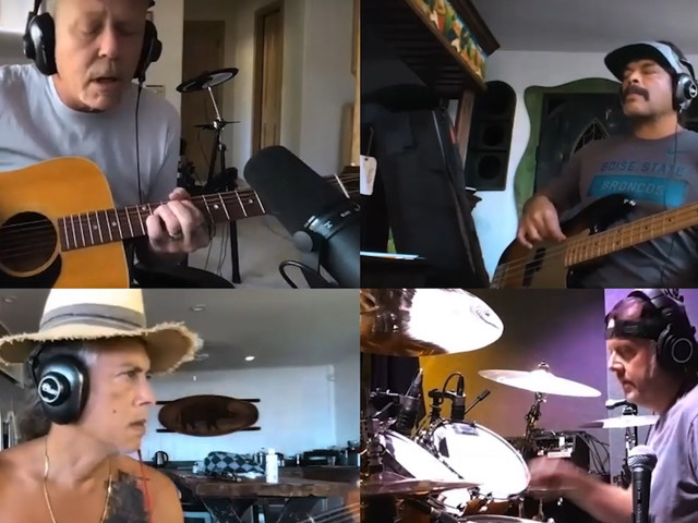 Metallica, Mark Lanegan e Billy Corgan cantano gli Alice in Chains: il video