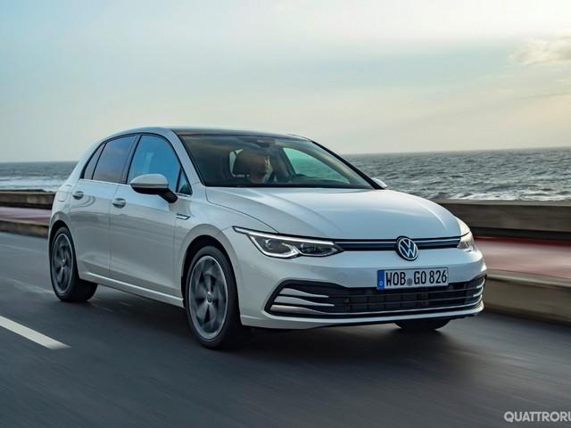 Volkswagen Golf - La versione a metano in Italia con prezzi a partire da 32.500 euro