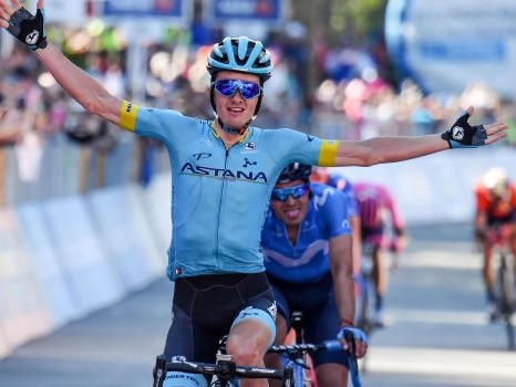 Giro d'Italia, Bilbao vince sulle Dolomiti e Carapaz mette le mani sulla corsa