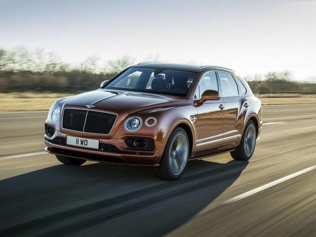 """Bentley, """"Elettrificheremo tutti i modelli entro il 2023"""""""