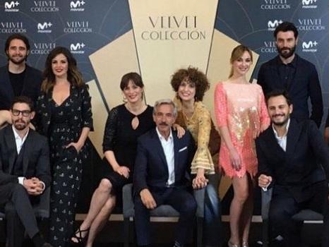 """Velvet 5 non ci sarà ma arriva lo spin-off """"Velvet Coleccion"""" con Megan Montaner"""