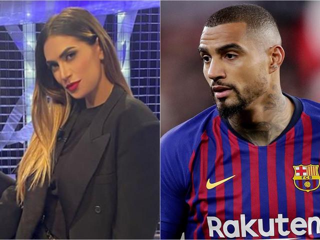 """Affari Tuoi, Melissa Satta punge Boateng in diretta: """"Conoscevo un calciatore che…"""""""