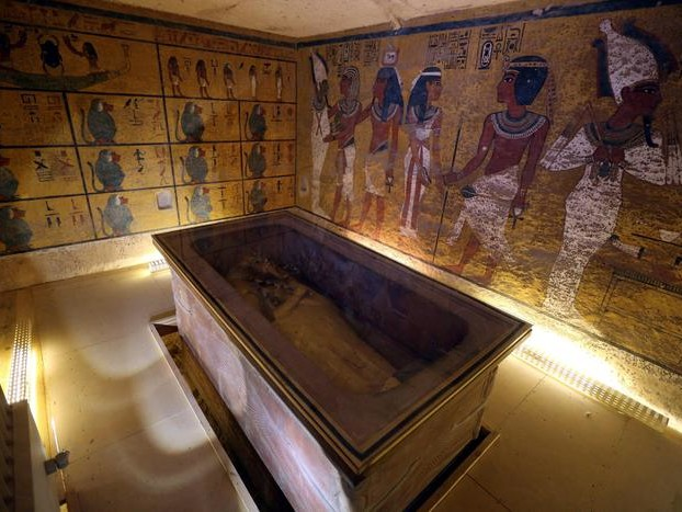 Tomba di Tutankhamon restaurata: riaperta al pubblico dopo 10 anni