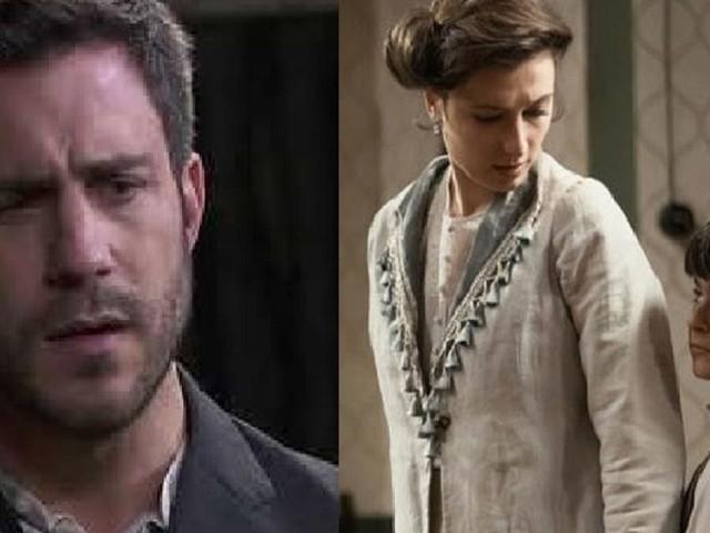 Una Vita, spoiler: Telmo sospetta che lui e Lucia siano i genitori di Mateo