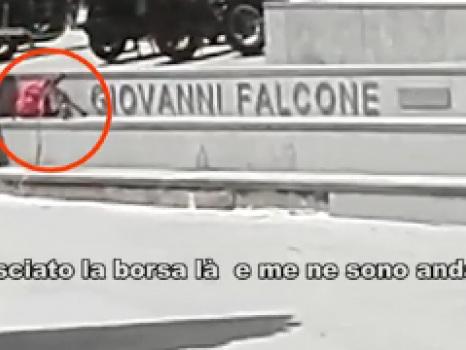 Spaccaossa a Palermo, anche un falso allarme bomba al tribunale per fare saltare un'udienza: video