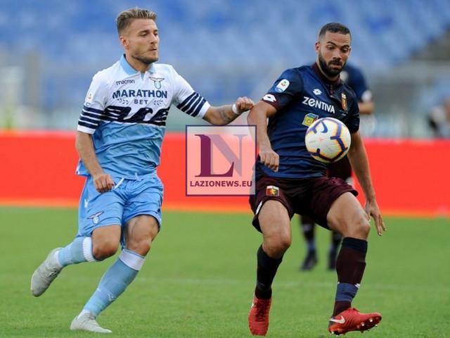 Genoa-Lazio, le probabili formazioni. Patric in difesa, in attacco con Immobile