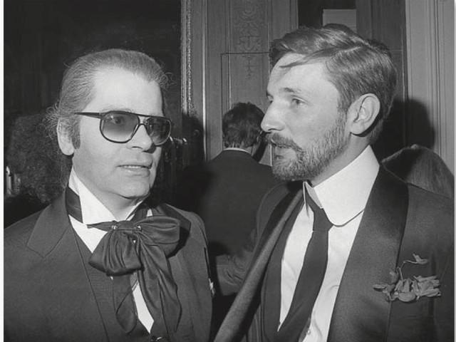 Karl Lagerfeld, ecco chi erano i suoi fidanzati