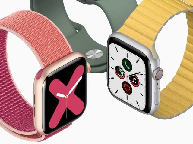 Apple Watch Series 6 non avrà un display microLED