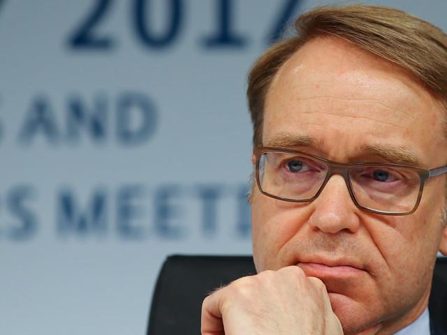 """""""Draghi? È più facile lavorare con la Merkel"""". Il presidente della Bundesbank Jens Weidmann punzecchia il numero uno della Bce"""