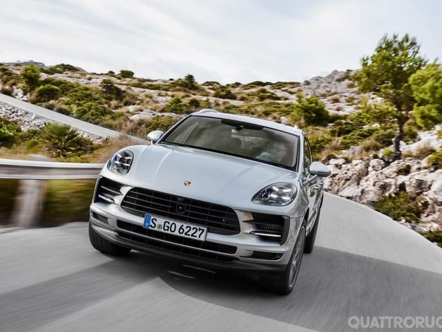 Porsche - La Macan S debutta con un nuovo motore V6 turbo