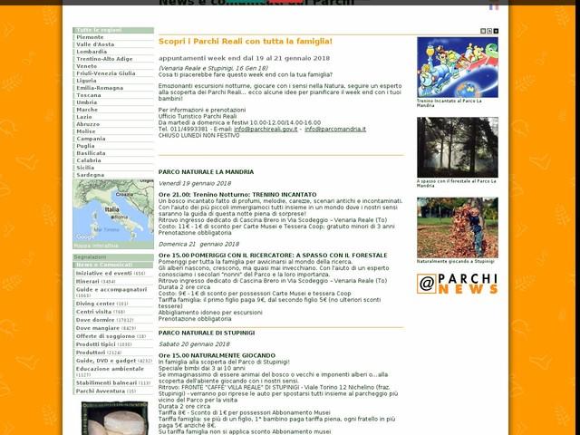 Ente di gestione delle aree protette dei Parchi Reali - Scopri i Parchi Reali con tutta la famiglia!