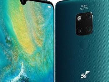 Specifiche Tecniche Huawei Mate20 X 5G